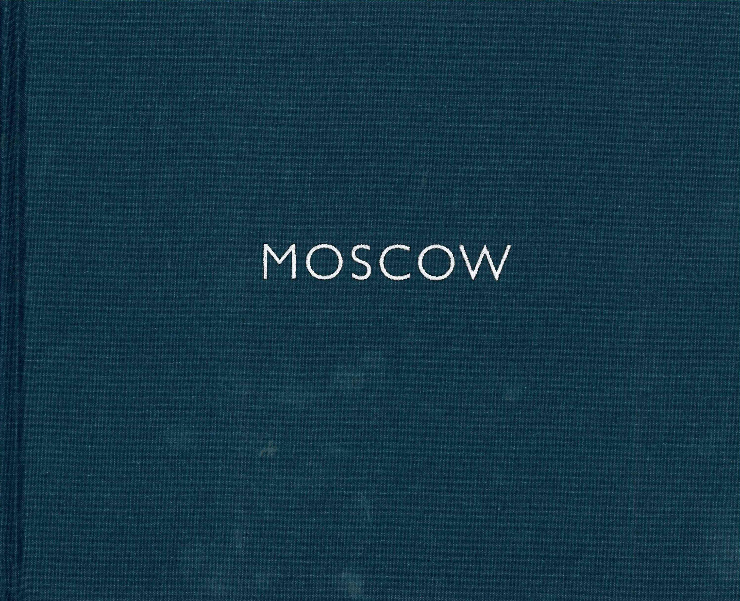 Moscow | Yevgeniy Fiks | Ugly Duckling Presse