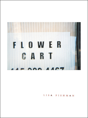 FLOWER CART, Lisa Fishman