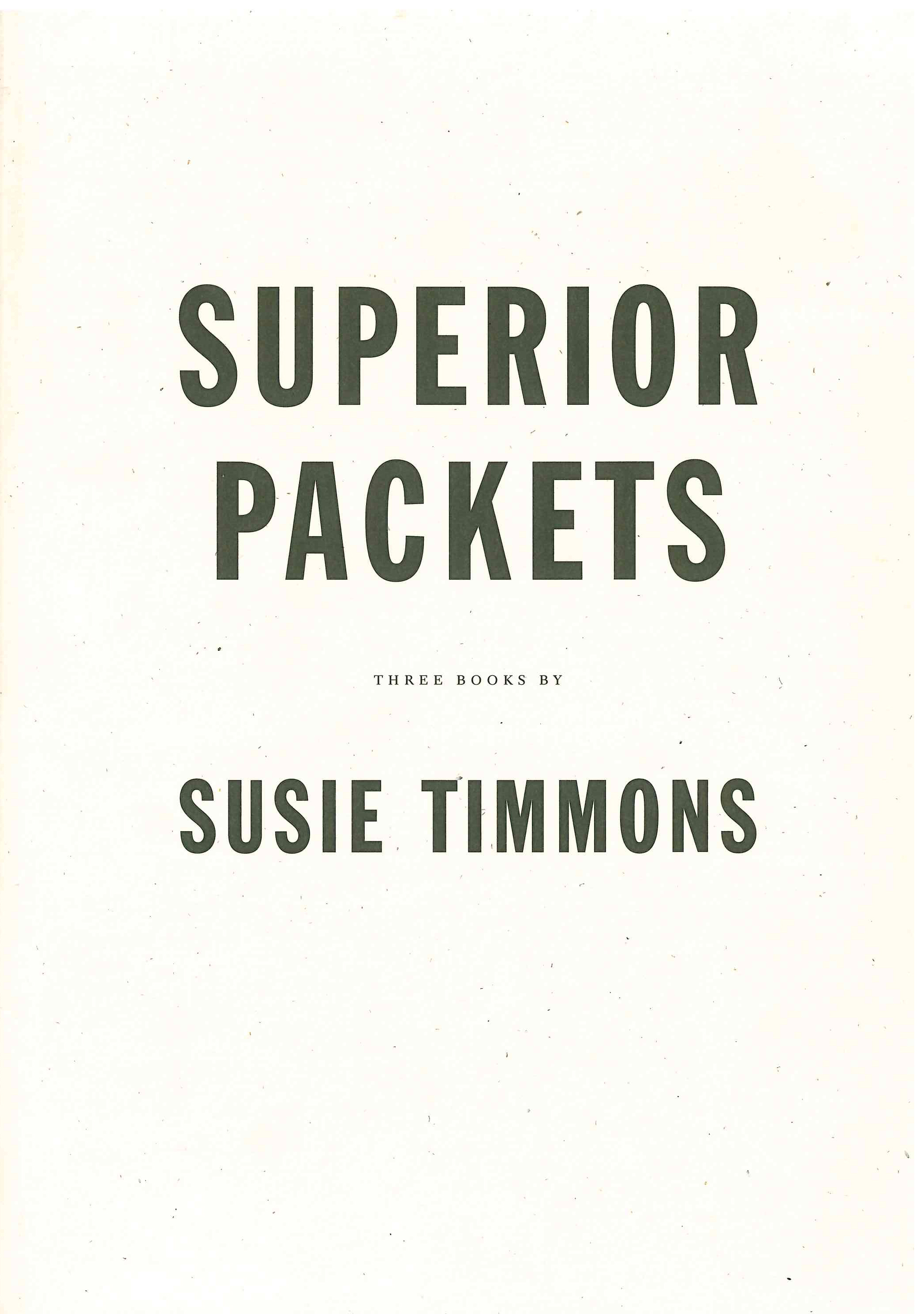 Superior Packets Susie Timmons
